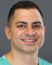 Rad Zamani, Certified Anesthesiologist Assistant, Georgia Anesthesiologists